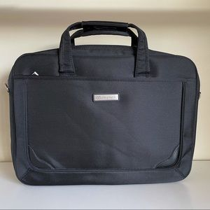 Multi Use Black Laptop Bag